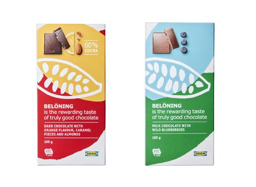 Хранителни стоки от ИКЕА.