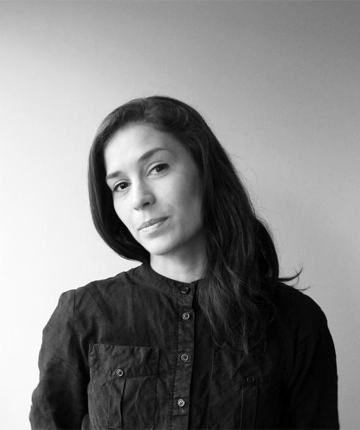 Снимка на Стина Ланеског, дизайнер на новия свещник ÄPPELVIKEN
